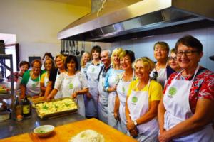 Culinary Classes Tuscany